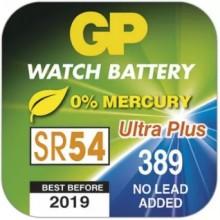 Batéria GP 389F gombíková do hodiniek 1,55V