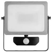 LED reflektor ILIO neutrálna biela s pohyblivým čidlom 30W