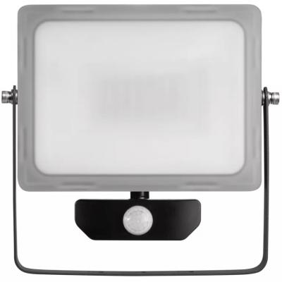 LED reflektor ILIO neutrálna biela s pohyblivým čidlom 50W