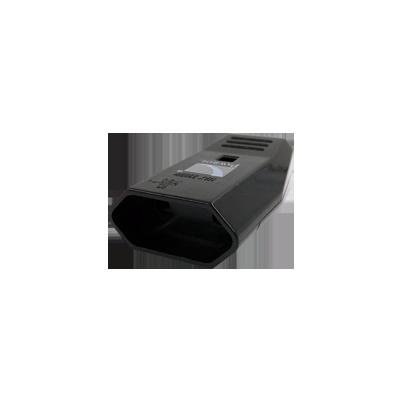 Zásuvka plochá D.3109C