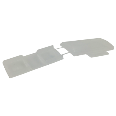 Štítok zatvárací káblový IDZ 40x16