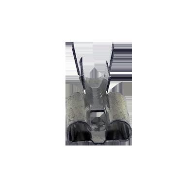 Konektor 6,3x0,8-2,5 VZ 45032