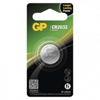 Batéria GP CR2032 gombíková 3V