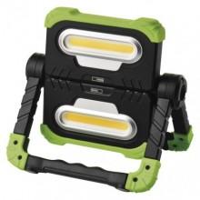 LED nabíjací pracovný reflektor EMOS P4536