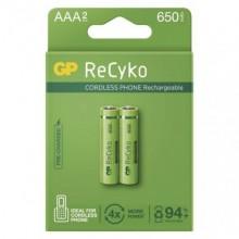 Batéria GP HR03 RECYKO CORDLESS 1,2V (AAA)