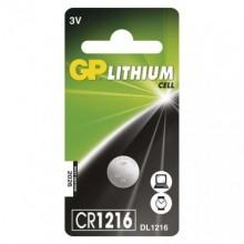 Batéria GP CR1216 gombíková 3V