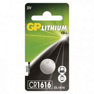 Batéria GP CR1616 gombíková 3V