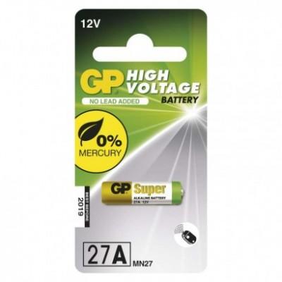 Batéria GP 27AF HIGH VOLTAGE 12V