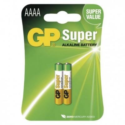 Batéria GP LR61 25A SUPER 1,5V