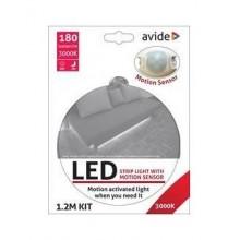 LED pás AVIDE blister+senzor 12V 3W 1,2M
