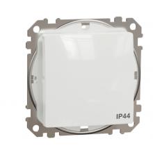 Vypínač č.1 Schneider Electric SEDNA IP44 biely SDD211101