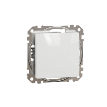 Vypínač č.7 Schneider Electric SEDNA biely SDD111107