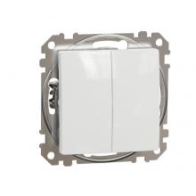 Vypínač č.5 Schneider Electric SEDNA biely SDD111105