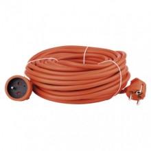 EMOS predlžovací prívod 30m / 1 zásuvka P01130