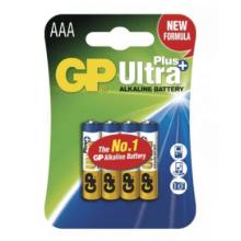 Batéria GP LR03 ULTRA PLUS 1,5V (AAA) 4ks 1017114000