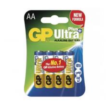 Batéria GP LR6 ULTRA PLUS 1,5V (AA) 4ks 1017214000