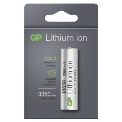 Batéria GP 18650 Lithium-ion 3350mAh 1ks 1020072330