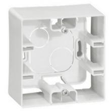 Krabica povrchová Legrand Niloé biela