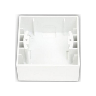Krabica povrchová Visage Simple