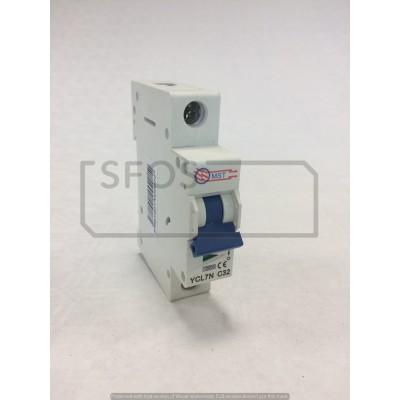 Istič YCL7-1P/C 230V/AC 32A