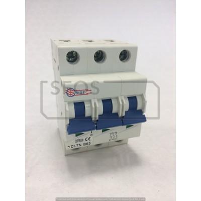 Istič YCL7-3P/B 400V/AC 63A