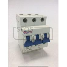 Istič YCL7-3P/B 400V/AC 25A