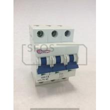Istič YCL7-3P/B 400V/AC 6A