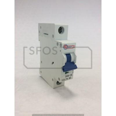 Istič YCL7-1P/B 230V/AC 6A