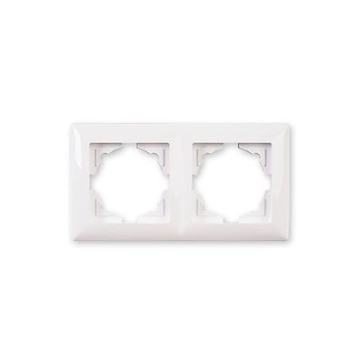 Dvojrámik Visage Simple biely