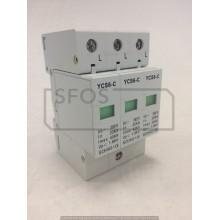 Prepäťová ochrana YCS6-C40 / 3P/In20kA/ Imax 40kA, A/C