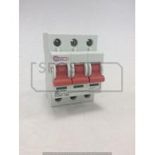 Hlavný vypínač YCH7-3P/400V/100A