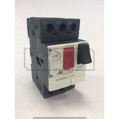 Spúšťač motorov GV2 2,5-4A