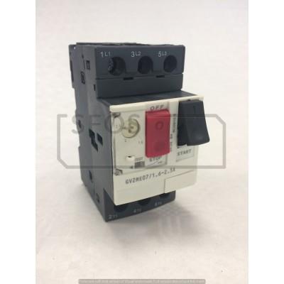 Spúšťač motorov GV2 1,6-2,5A