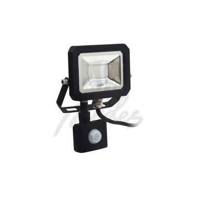 Nedes LED Reflektor slim + senzor 10W/4000K - LF1021S