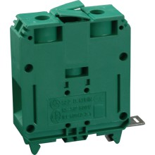 Radová svorka RS120/4 zelená