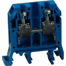 Radová svorka RS6/modrá