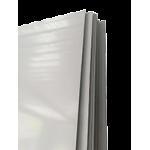 MEDUR  PVC - U   sivá extrudovaná plastová tabuľa