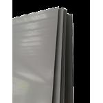MEPOLEN S  PP - S tmavo sivá extrudovaná technická tabuľa